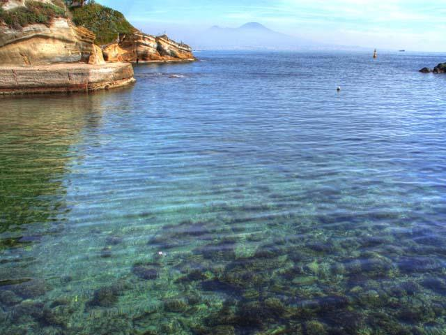 Immersioni a Gaiola tra natura e archeologia
