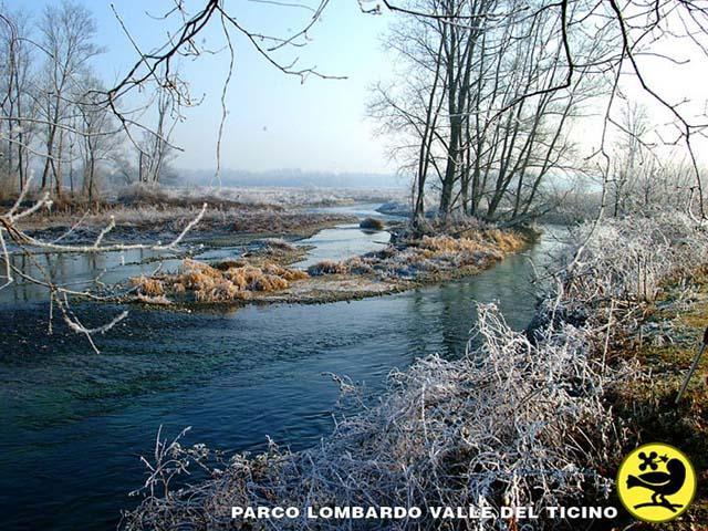 Ticino: fiume e parco