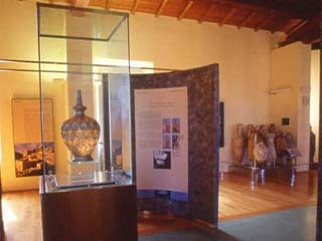 Visita al Museo di Caltanissetta