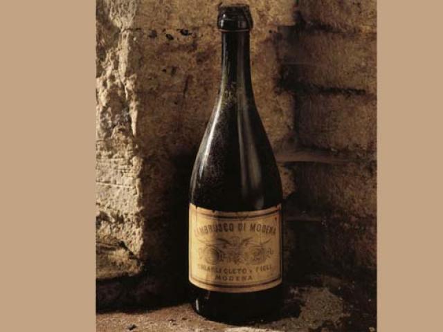 Modena Igt un vino per la sua città