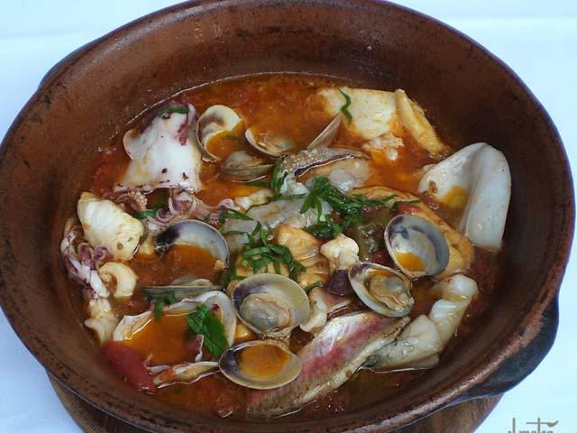 Brodetto di pesce specialità di Pescara