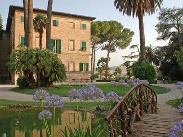 A Castel di Lama il primo giardino bioenergetico italiano