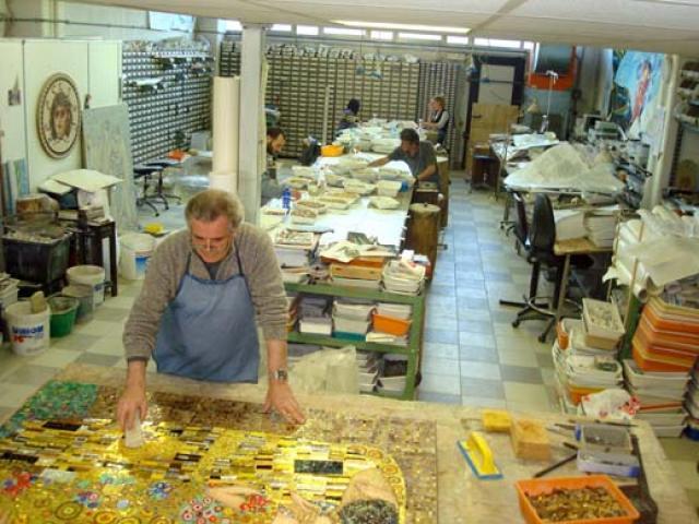 I mosaici di Spilimbergo: capolavori artistici nati nel cuore del Friuli