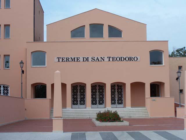 Antiche Terme di San Teodoro:  cure e divertimento in provincia di Avellino