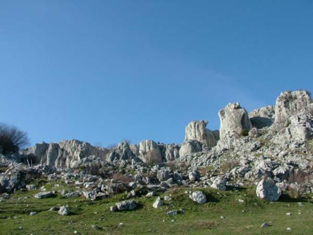 Fare trekking nel Sannio