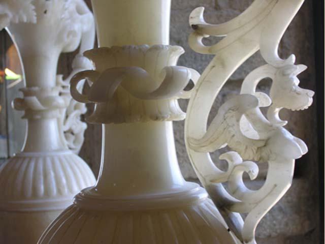 Alabastro di Volterra: candida e preziosa tradizione