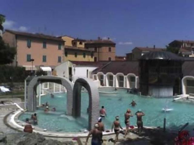 Alle Terme di Casciana un'acqua che dona bellezza