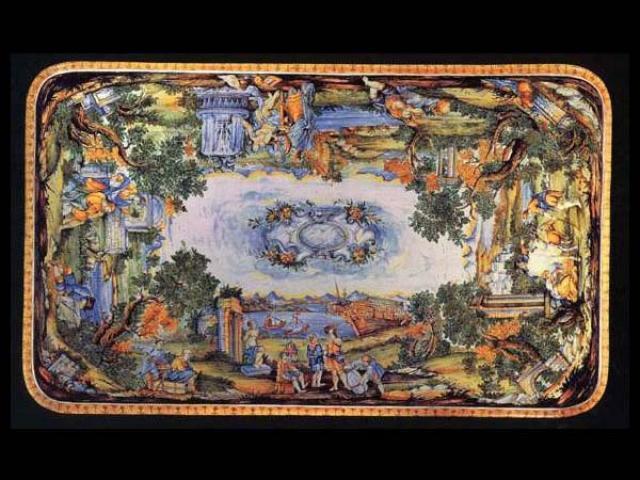 Ceramica di Castelli: tutti i colori dell'arte