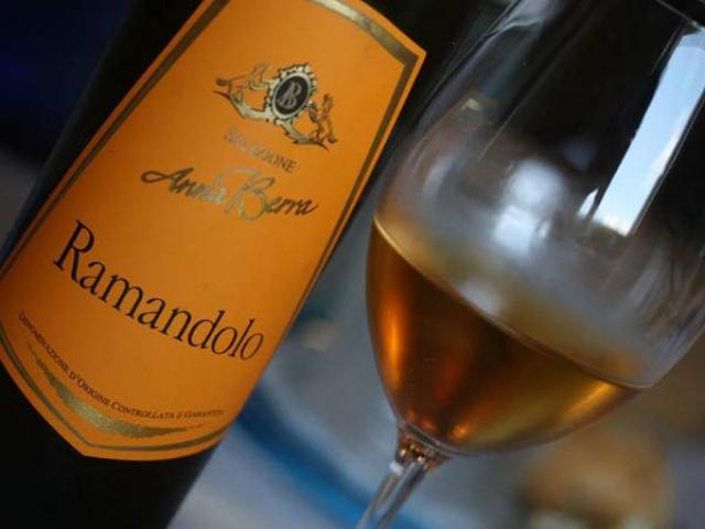 Ramandolo il vino di Udine