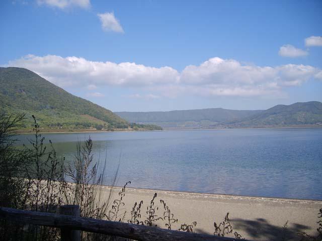 Storia e pesca sul Lago di Vico