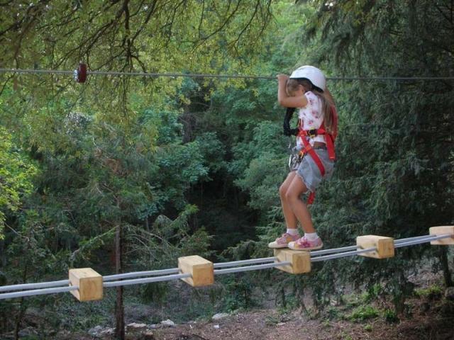 Parco Avventura Val di Vara: paradiso per piccoli e grandi acrobati