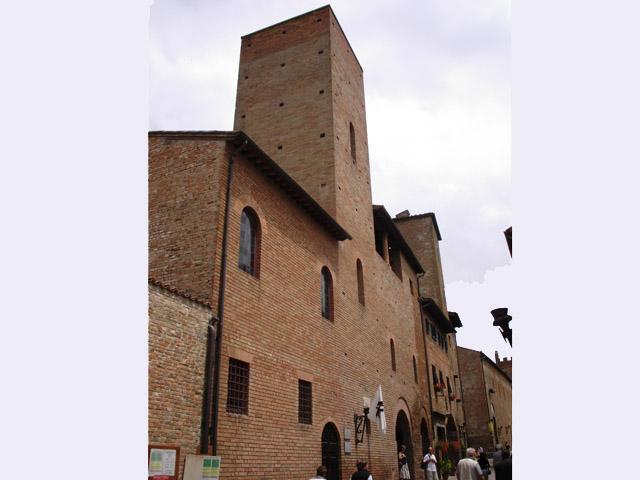 La Casa del Boccaccio a Certaldo