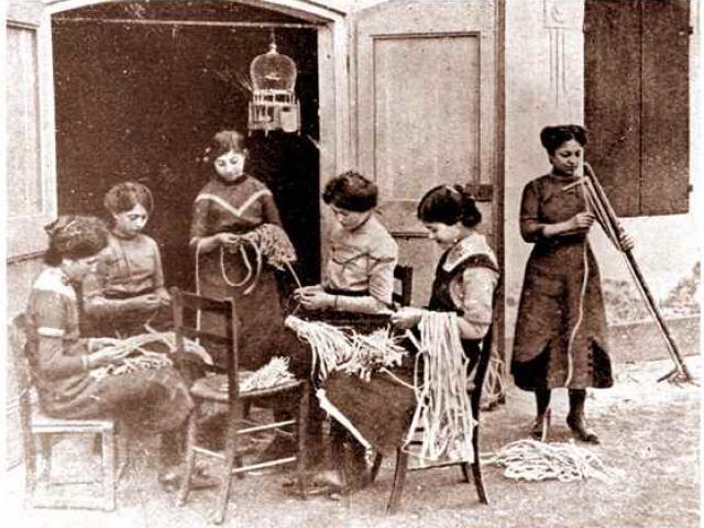 Carpi artigiana: una storia di magliaie e strisce di salice