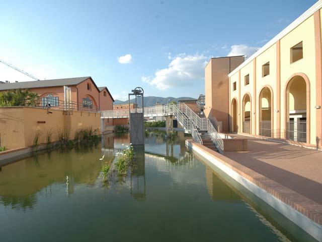 Il Centro per le Arti Opificio Siri di Terni - Seimila mq di arte e cultura