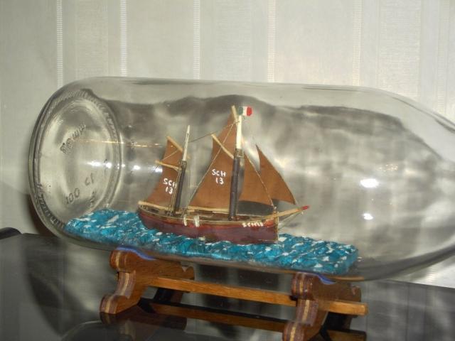 Navi in bottiglia: amore per il mare in formato mignon