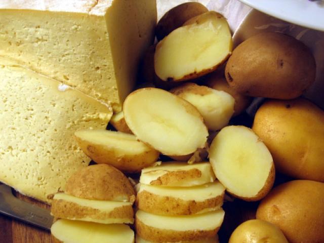 In provincia di Torino la culla della patata di montagna
