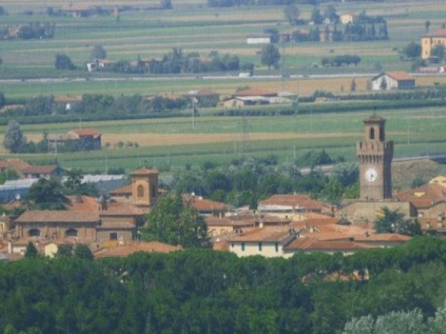 Castel San Pietro Terme, relax a ritmo slow