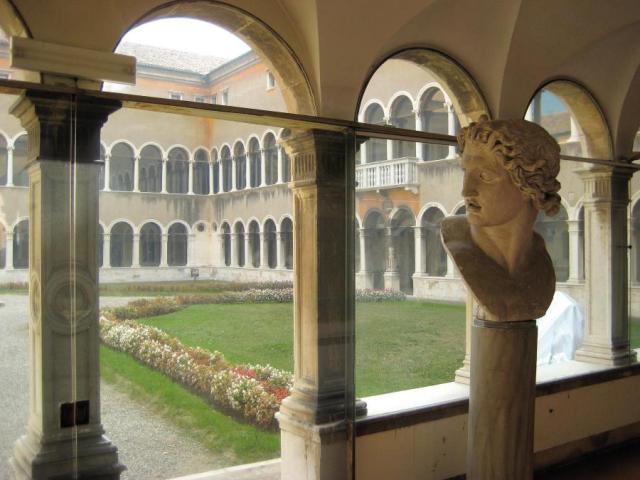 Il Museo Archeologico Provinciale di Brindisi - tesori sotterranei e subacquei