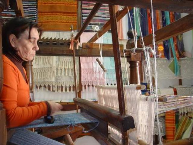L'arte della tessitura, perla del patrimonio artigianale brindisino