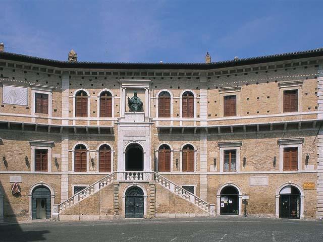 Il Polo Museale di Palazzo dei Priori di Fermo -  storia e arte nel cuore delle Marche