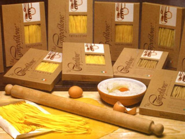 Maccheroncini di Campofilone - pasta tipico di Fermo