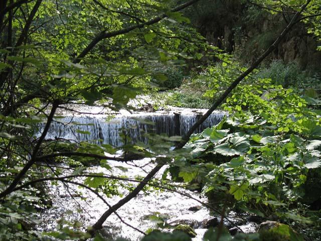 Selvaggio trekking nelle Gole dell'Infernaccio