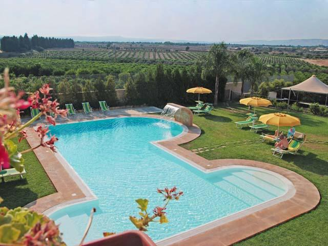 Il Podere Hotel Spa, oasi di benessere nel siracusano