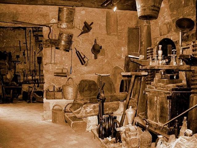 Il Museo etnografico Galluras - Tracce di civiltà gallurese