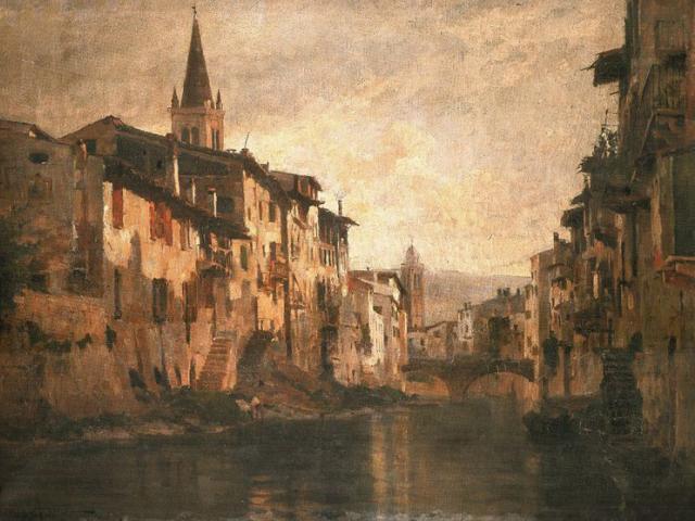 Galleria d'Arte Moderna di Palazzo Forti di Verona - Non solo Giulietta e Arena