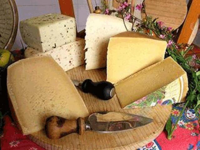 Cacio Magno, il formaggio dell'imperatore