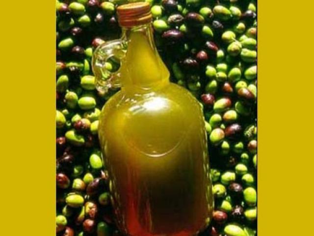 Olive Taggiasche ad Imperia
