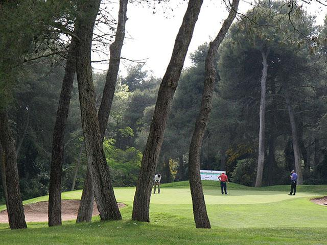 Partite e lezioni di golf a Metaponto