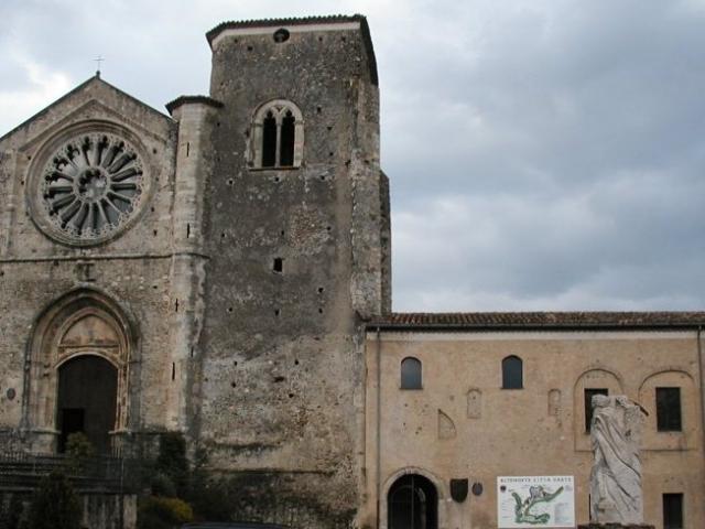 Il Museo di Santa Maria della Consolazione di Altomonte