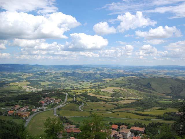 Solitari trekking sul Monte Rufeno