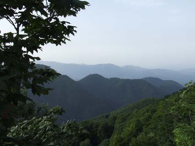 Mistica salita al Monte Gelbison