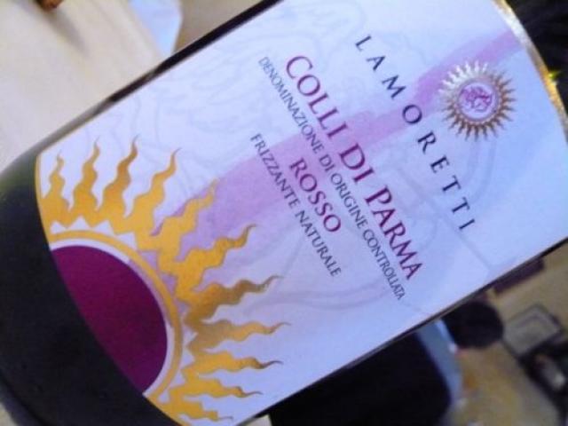 Colli di Parma: vino delizioso