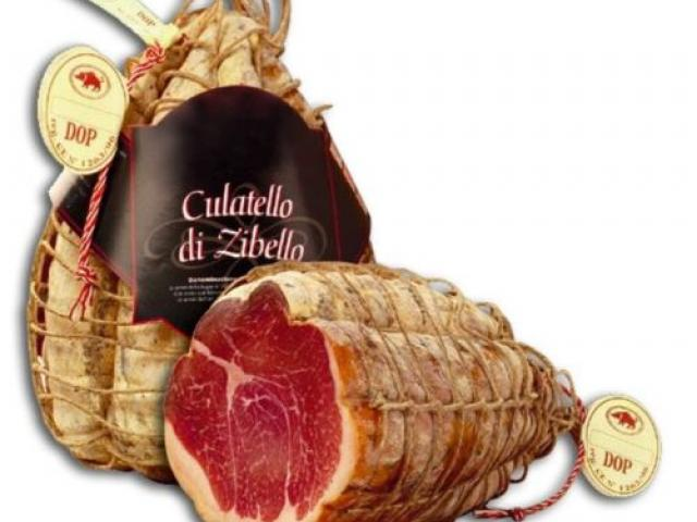 Culatello di Zibello a Parma