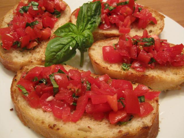 Non c'è bruschetta senza Pomodoro pisanello