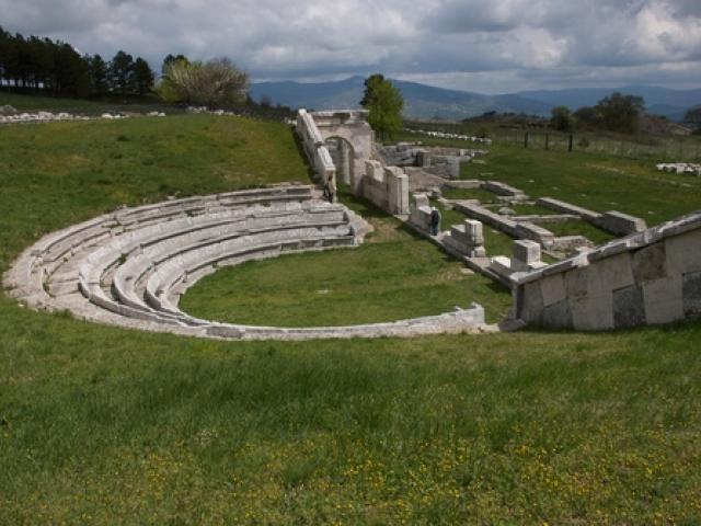 Il complesso monumentale religioso-civile di Pietrabbondante