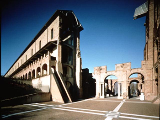 L'originale Museo del Castello di Rivoli