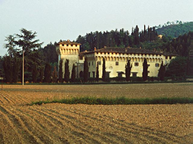 Villa di Cofaggiolo e Borgo di Galliano