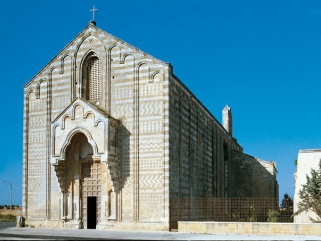 Santa Maria del Casale a Brindisi