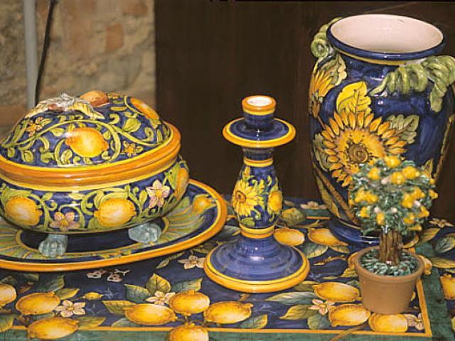 Le ceramiche di Deruta :: Gli editoriali di OriginalITALY ...