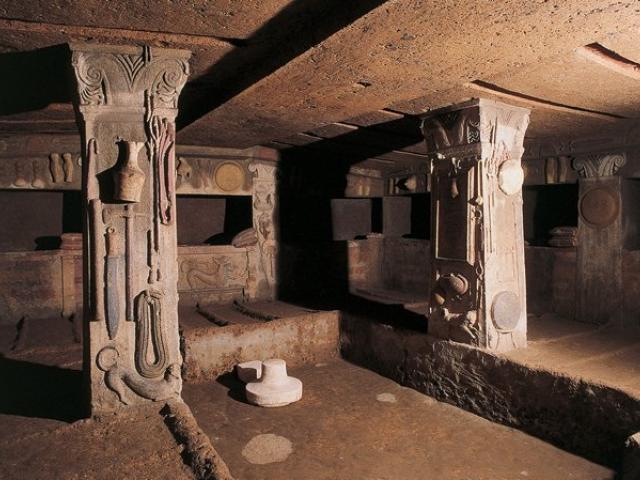 Le città etrusche del Lazio