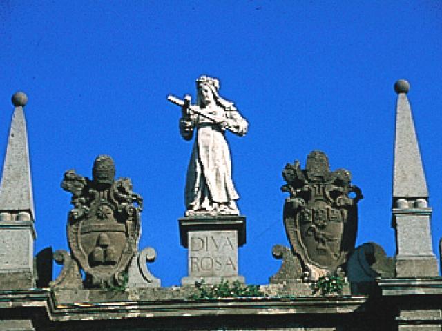 Santa Rosa patrona di Viterbo