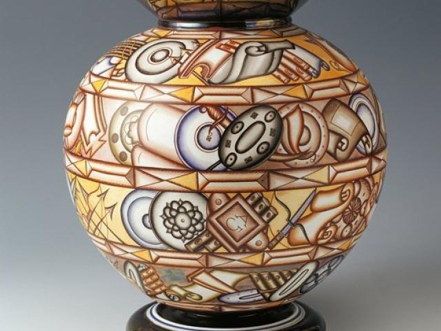 Ceramica artistica a Trieste