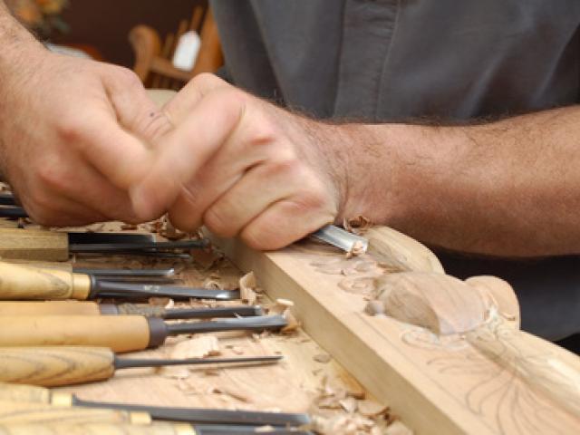 Lavorazione del legno a Pordenone