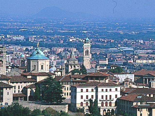 Cenni storici sulla città di Bergamo