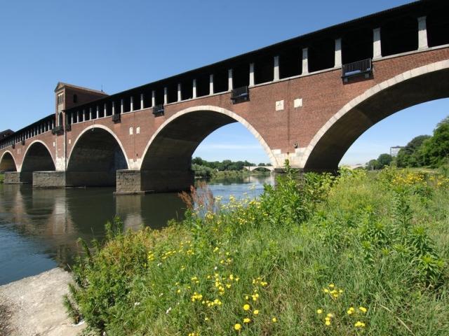Ponte Vecchio di Pavia