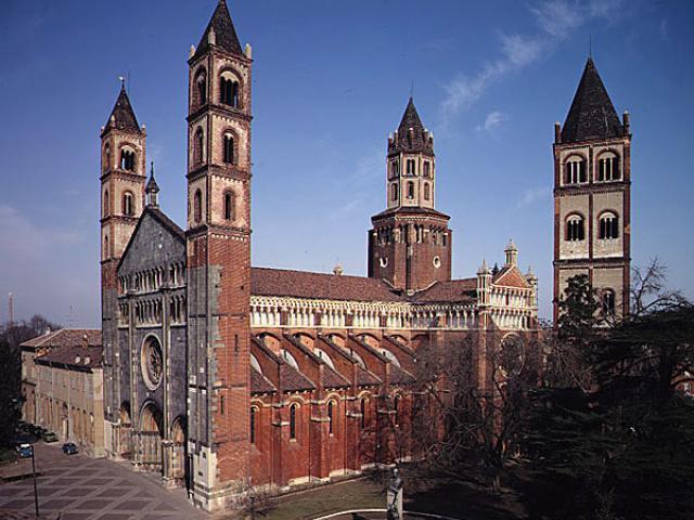 Basilica di S. Andrea a Vercelli